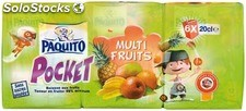 Paquito multifruits bk 6X20CL