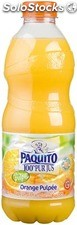 Paquito p.j orange pulpe PET1L