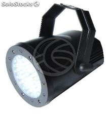 PAR38 lampadina di 147 led 5mm nero (XG23)