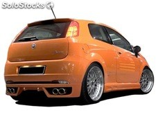 Paragolpes trasero fiat grande punto 05 - not yet available!