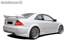 Paragolpes trasero honda civic 01 coupe lka wide - only body kit!
