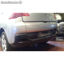 Paragolpes trasero - peugeot 3008 confort - 09.09 - 12.11