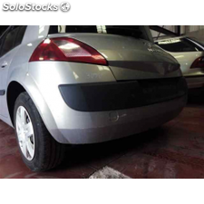 Paragolpes trasero - renault megane ii berlina 5p authentique - 07.02 - ...