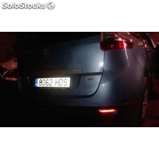 Paragolpes trasero - renault scenic iii grand dynamique - 05.10 - 12.15