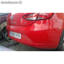 Paragolpes trasero - seat leon (5f1) reference - 09.12 - 12.14