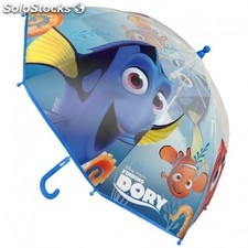 Paraguas Dory Disney Manual Burbuja 45cm