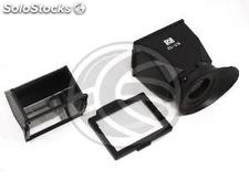 Parasol and LCD eyepiece for Nikon D90 (JC39)