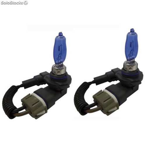 Pareja de lamparas hb4/9006 100w con cable ceramic