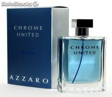Parfum azzaro chrome united 100ml edt