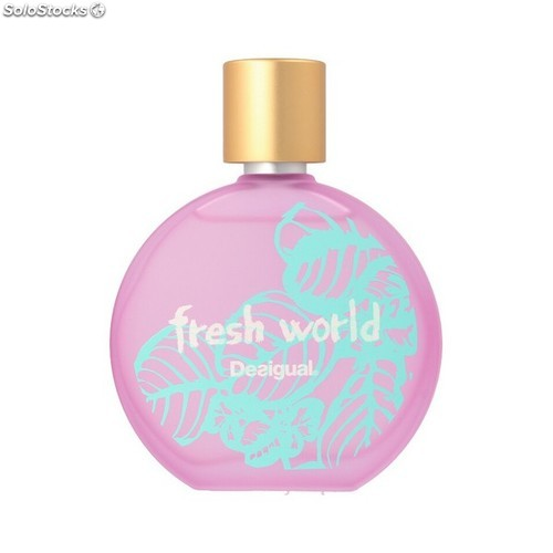 Edt Desigual Fresh Femme World Parfum 8nwOvmN0