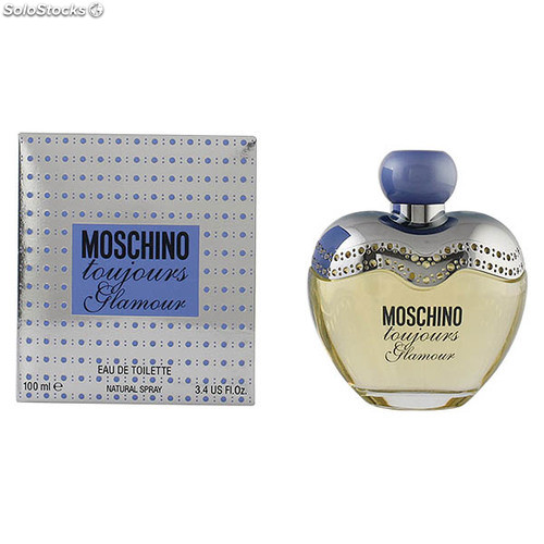 d9c85574f6d3bf Parfum Femme Toujours Parfum Femme Toujours Glamour Moschino EDT ...