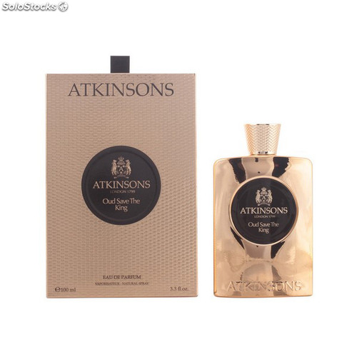 Parfum Homme Oud Parfum Homme Oud Save The King Atkinsons EDP (100 ... 45aba3363fb3