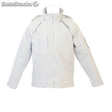 Parka blanco jumper