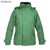 Parka Europa impermeable acolchada mujer, hombre y niño roly