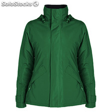 Parka Femme vert bouteille casual collection invierno