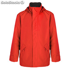 Parka Homme rouge casual collection invierno