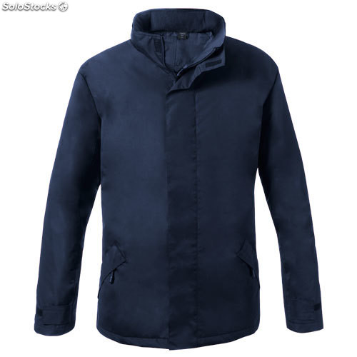 Parka. Navy blue