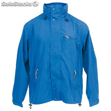 Parka. Royal blue