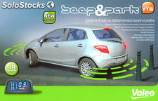 Parking sensor Valeo kit 5 (8 sensores + bola) , can bus envio gratis