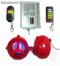 parlante alarma de Moto MP3 USB FM radio MP3-01