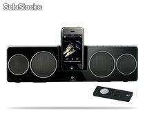 Parlantes Logitech Pure-Fi Anywhere 2 iPod Black