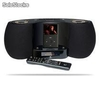 Parlantes Logitech Pure-Fi Dream for iPod Black