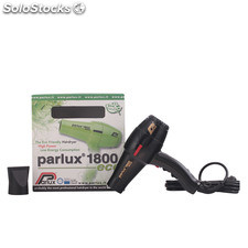 Parlux hair dryer 1800 eco edition black