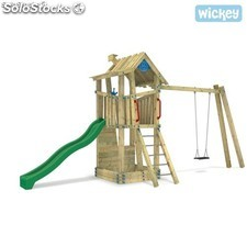 Parque infantil GIANT Treehouse G-Force