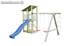 Parque infantil Minna (Single) FSC Mix Credit