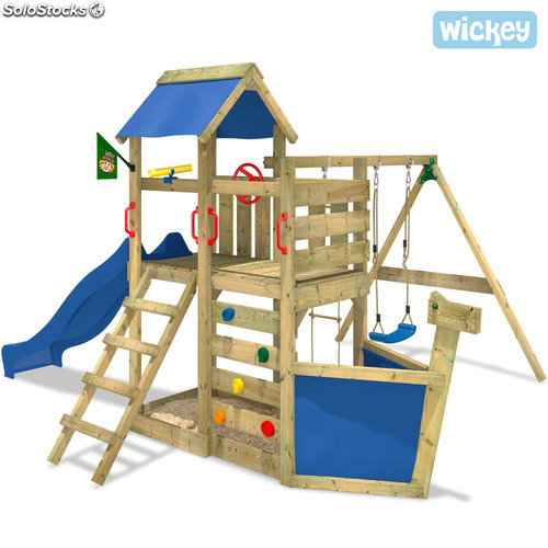 Parque infantil Wickey SeaFlyer