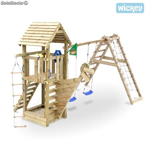 Parque infantil Wickey Viking's Swing