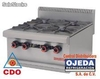Parrilla coriat a gas modelo: pc-4