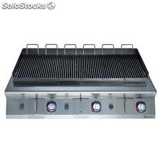 Parrilla PowerGrill gas top electrolux