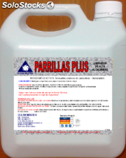 Parrillas plus