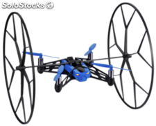 Parrot MiniDrone Rolling Spider azul