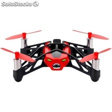 Parrot Minidrone Rolling Spider Rojo