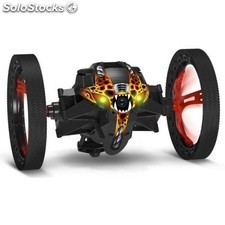 Parrot PF724001P1 Robot Drone Jumping Sumo Negro