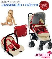 passeggini joy care duo