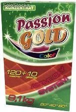 Passion Gold Color 9,1kg proszek do koloru