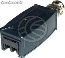 Passive Video Transceiver BNC to terminal block TTP111VT (SI02)