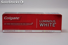 Pasta dental COLGATE Luminous White 22ml