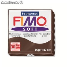 Pasta Fimo Soft Chocolate