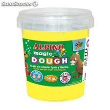 Pasta ligera magic dough 160gr Amarillo