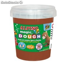 Pasta ligera magic dough 160gr Marrón