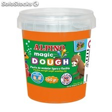 Pasta ligera magic dough 160gr Naranja