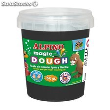 Pasta ligera magic dough 160gr Negro