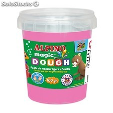 Pasta ligera magic dough 160gr Rosa
