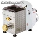 Pasta machine mod. 2,5 - production per hour kg/h 8 - power hp 0,5 - 370w 230v