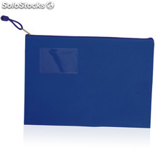 Pasta porta-documentos. Navy blue