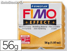 Pasta staedtler fimo effect 56 gr oro metalico